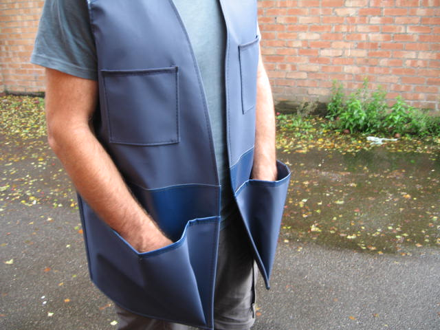 window cleaner jacket